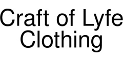 Craft of Lyfe Clothing coupons