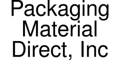 Packaging Material Direct, Inc coupons