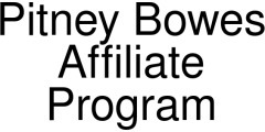 Pitney Bowes Affiliate Program coupons