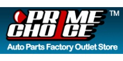 Prime Choice Autoparts coupons