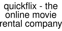 quickflix - the online movie rental company coupons