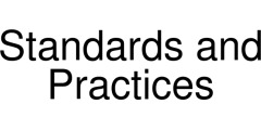 Standards and Practices coupons