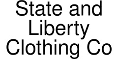 State and Liberty Clothing Co coupons